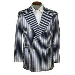 Vintage-1960s-Mens-Mod-Dandy-Striped-Blazer-Jacket