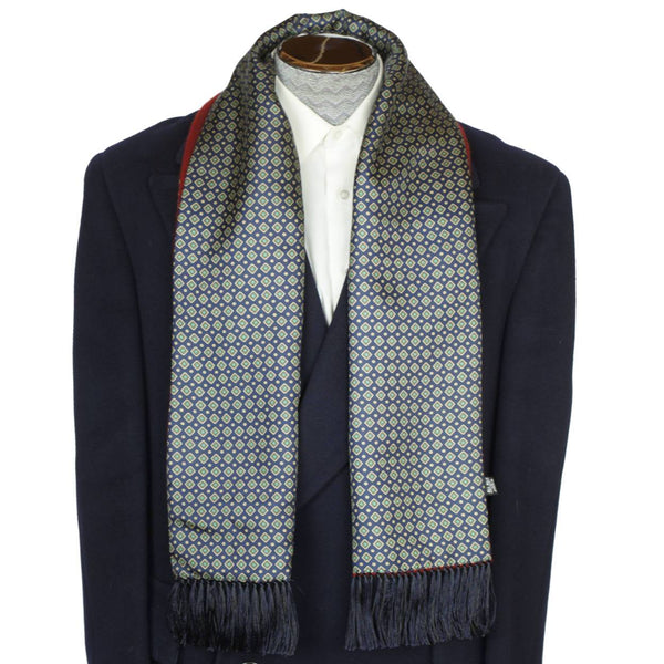 Gieves-&-Hawkes-Silk-Cashmere-Mens-Fringed-Scarf