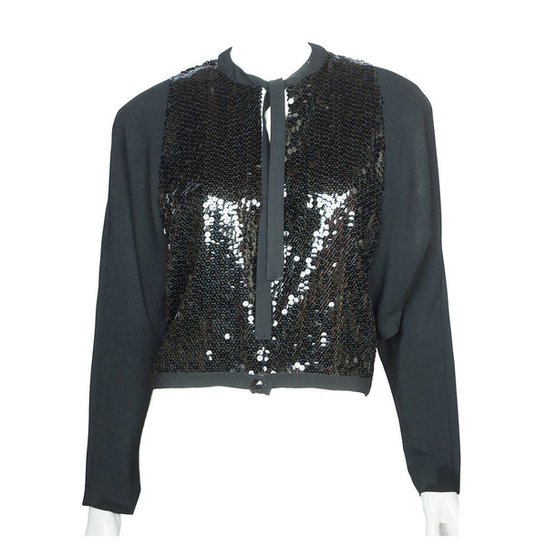 Vintage-Guy-Laroche-Boutique-Collection-Sequinned-Jacket