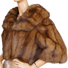 Vintage-Canadian-Sable-Fur-Jacket