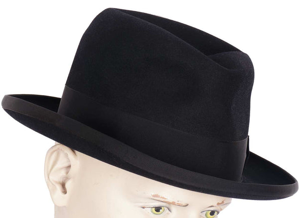 1950s Imperial Stetson Homburg Hat