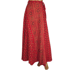 Vintage-1970s-Indian-Cotton-Wraparound-Skirt