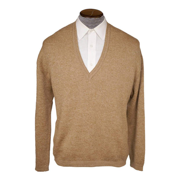 1950s Jacques Fath Mens Sweater