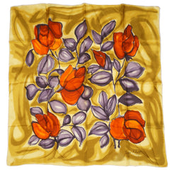 Vintage-Jacques-Fath-1950s-Silk-Twill-Scarf