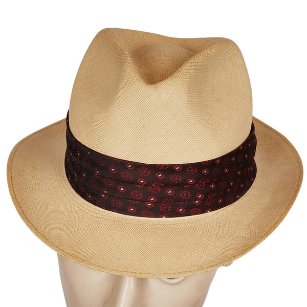 Vintage-Knox-New-York-Genuine-Panama-Fedora