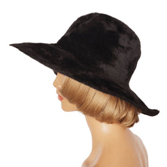 Vintage-60s-Plush-Floppy-Hat-