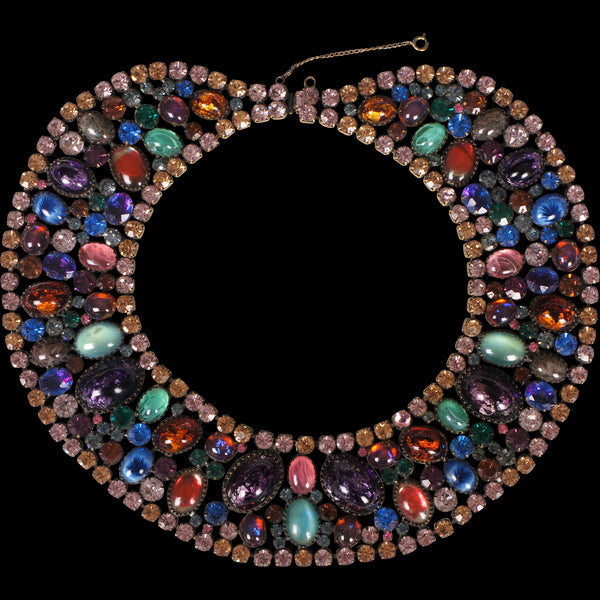 1950s-Marvella-Rhinestone-Necklace