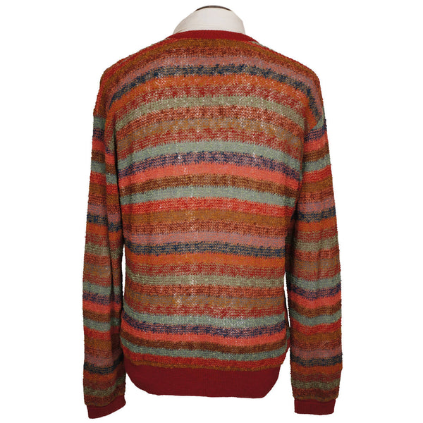 932cf570f8be Vintage-Missoni-Uomo-Striped-Knit-Sweater. Images / 1 / 2 / 3 ...