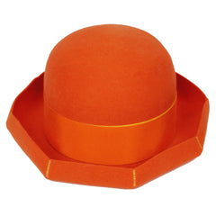 Vintage-Philippe-Urban-Kates-Orange-Hat
