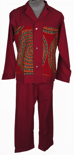 1960s San Blas Pajamas by Weldon
