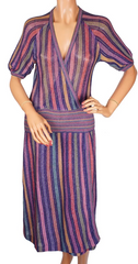 1970s Missoni Knit Dress