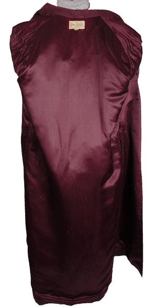 743a0dc798 Vintage 1940s Mens Silk Dressing Gown Tailor Made in Hong Kong ...