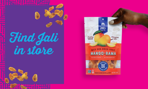 Where Can I Find Jali Fruit Co. In Stores?