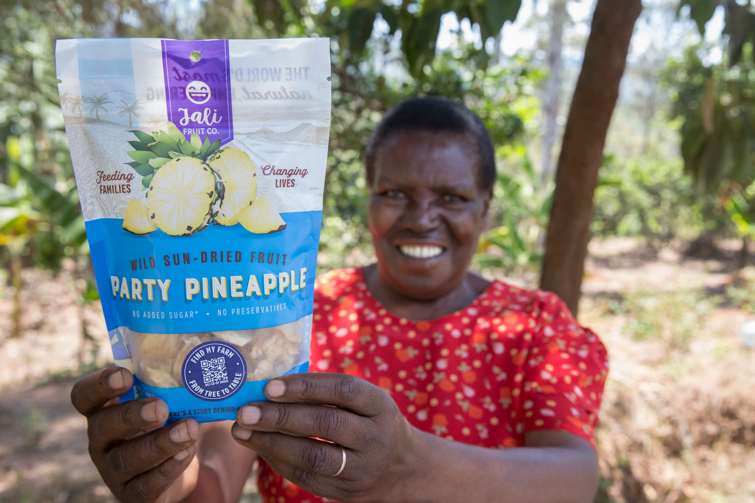 Jali Fruit Co. | Women economic empowerment