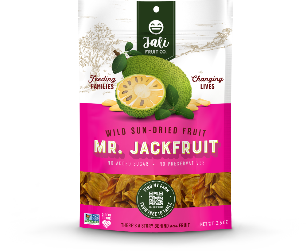 package of mr. jackfruit