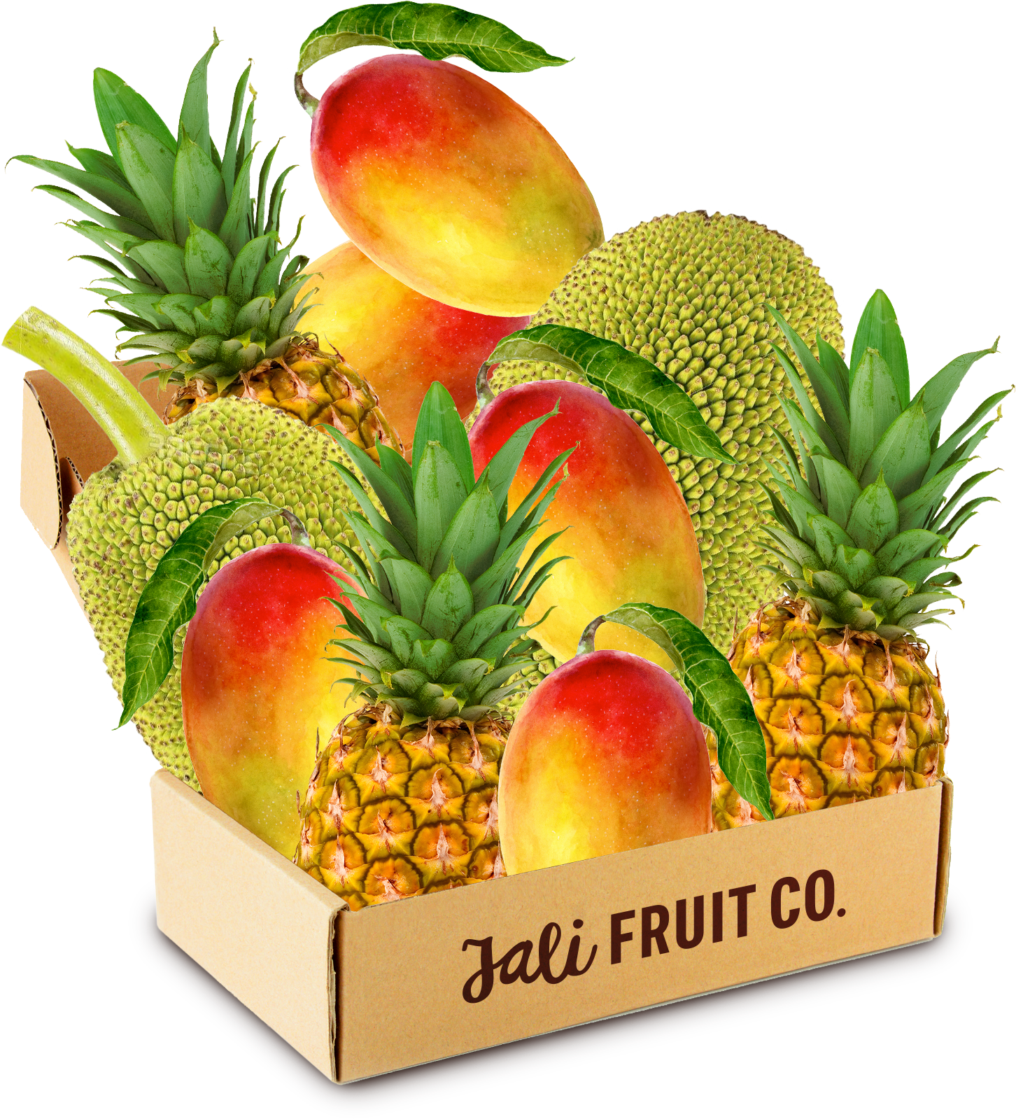 A box of fruit.