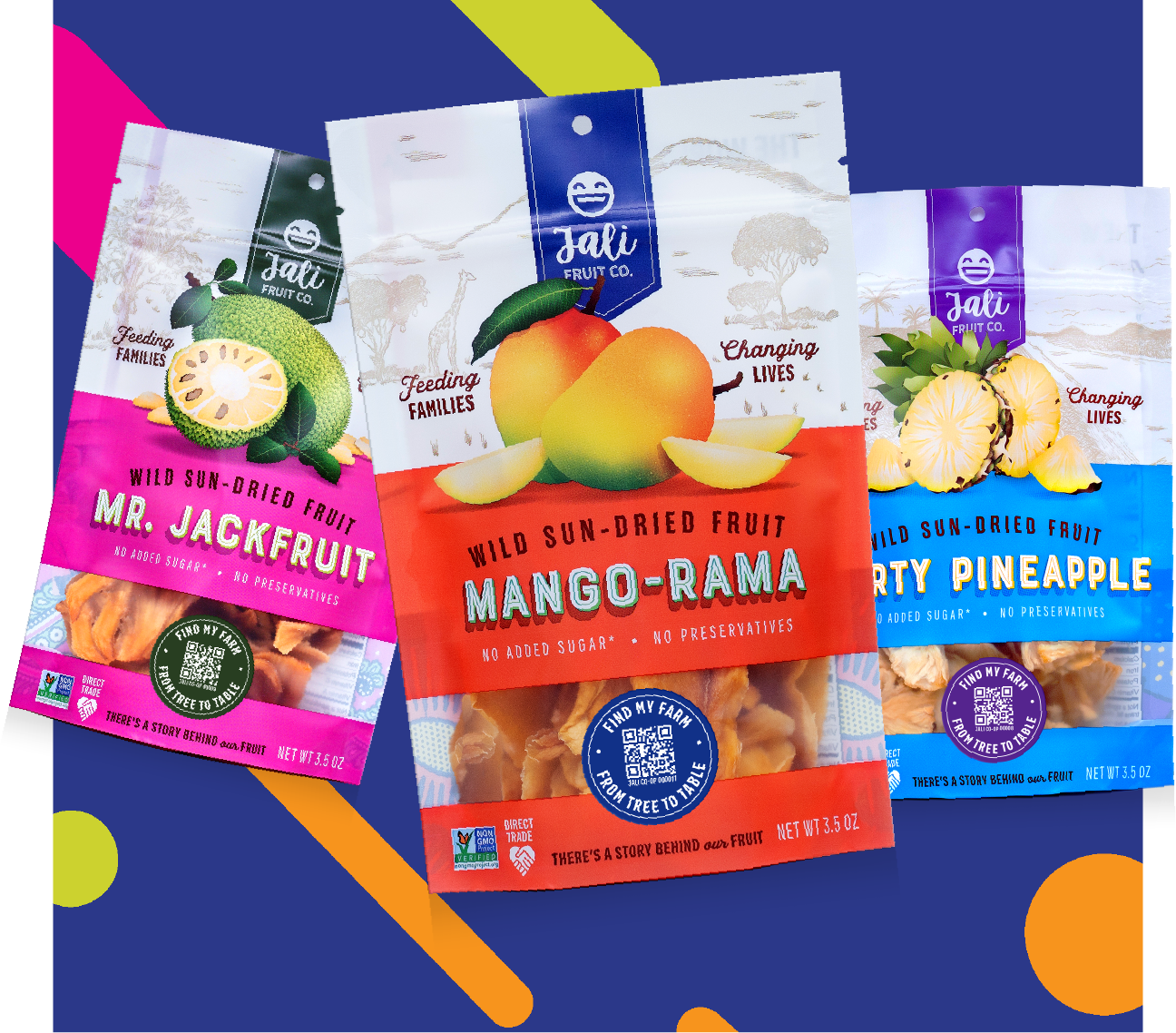 4-Pack The Jali Fruit Co.