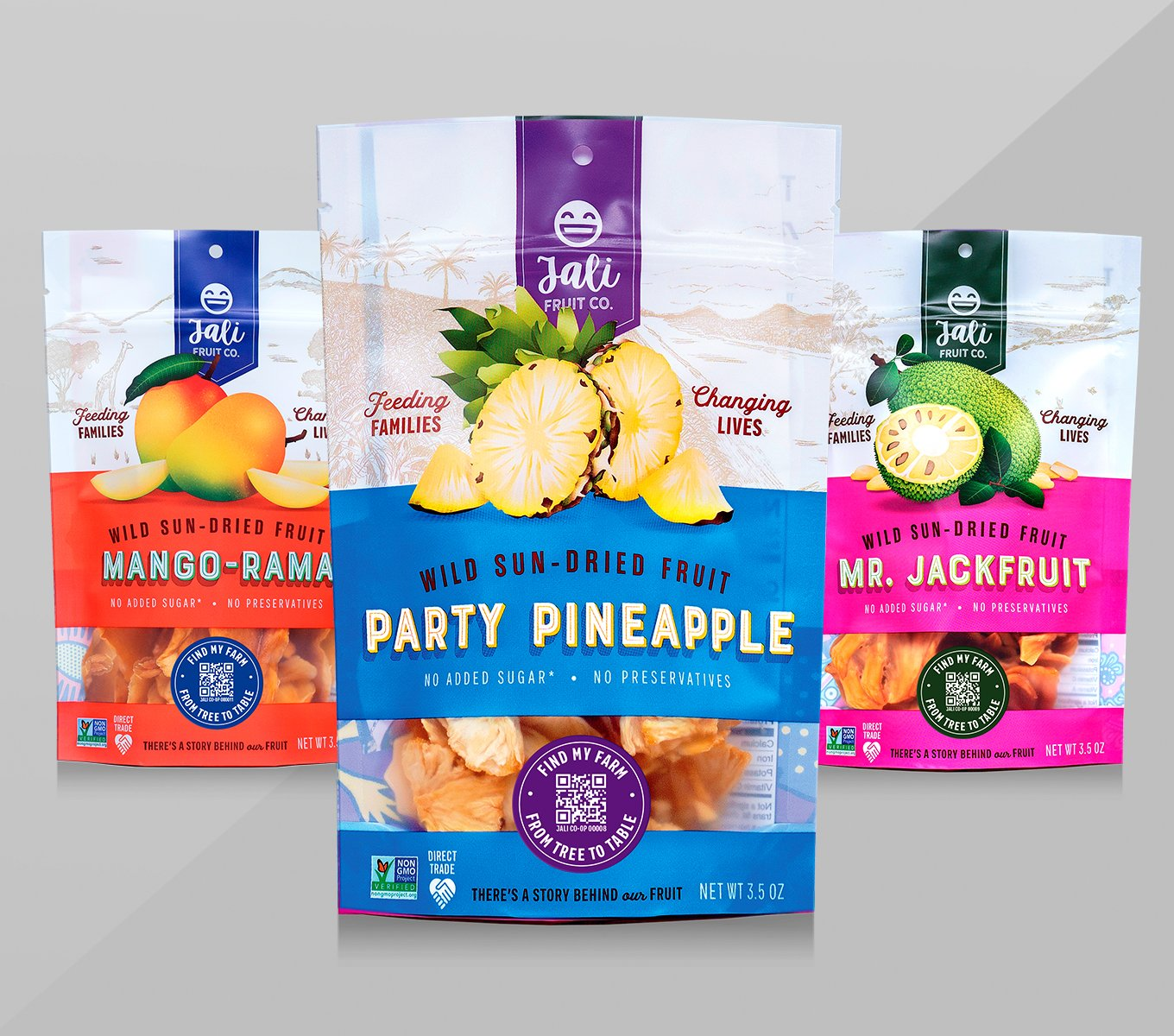 It's a Party! Pack The Jali Fruit Co.
