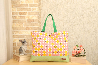SCHOOL TOTE BAG  CR 319