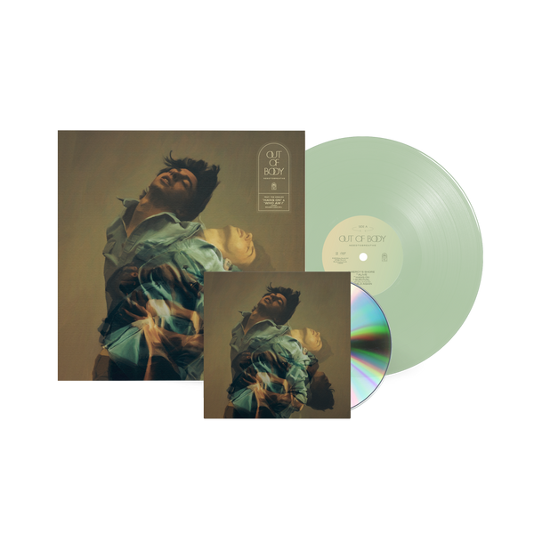 Out of Body Music Package Pre-Order (Vinyl & CD)