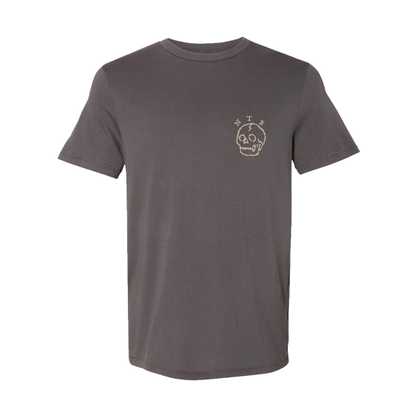 NTB Tiger/Skull Dark Grey T-Shirt