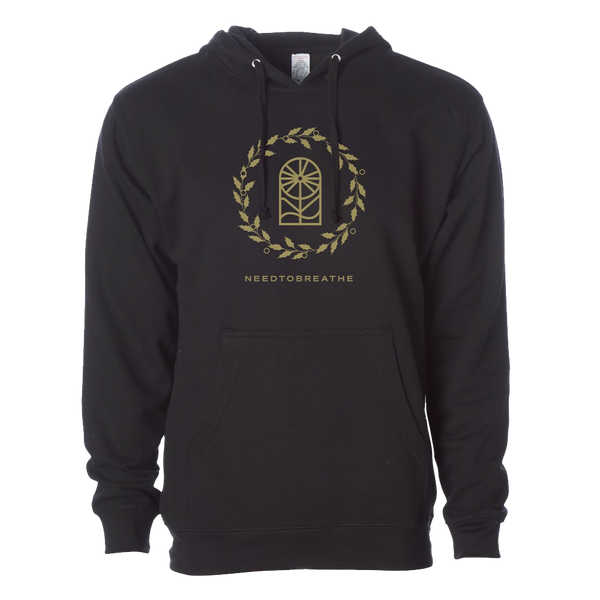 needtobreathe silent night hoodie