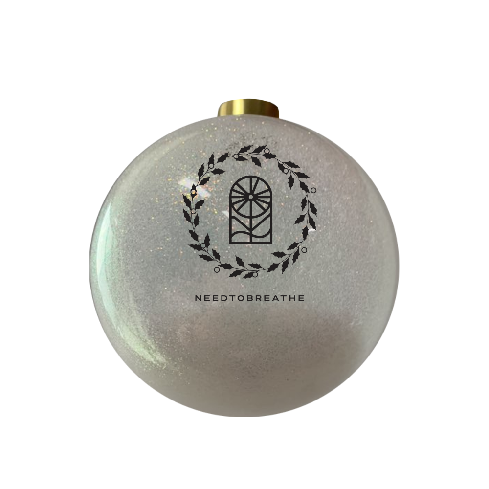 Silent Night Christmas Ornament