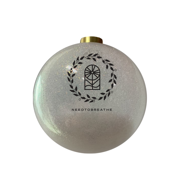 needtobreathe ornament
