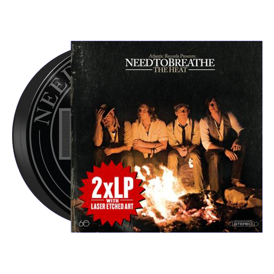 needtobreathe the heat vinyl