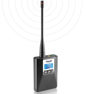 Portable Drive-In Church FM Transmitter 0.2W Low Power Radio Transmitter KIT For Coverage 200meters