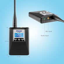 Load image into Gallery viewer, Portable Drive-In Church FM Transmitter 0.2W Low Power Radio Transmitter KIT For Coverage 200meters