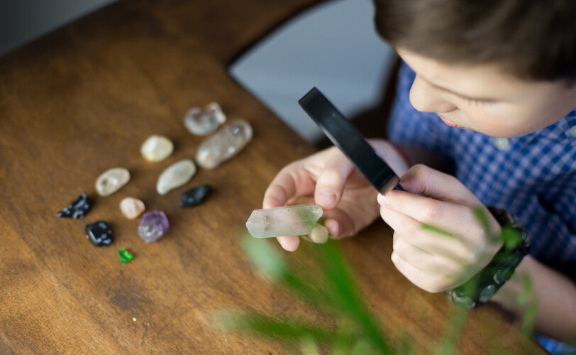 Are crystals good for kids?