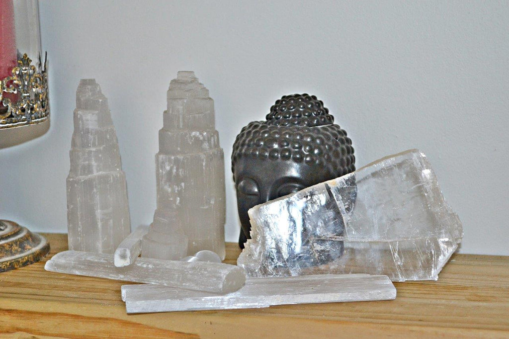 Selenite or Satin Spar, which one do I have?
