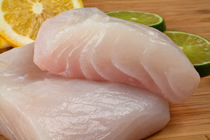 Fresh Alaskan Halibut
