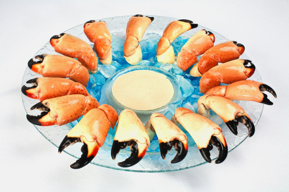 Medium stone crab claws