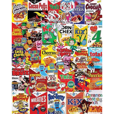 Cereal Boxes 1000 Pc