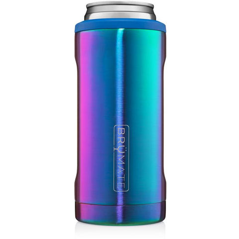 12 oz Hopsulator Slim Rainbow Titanium Limited Edition