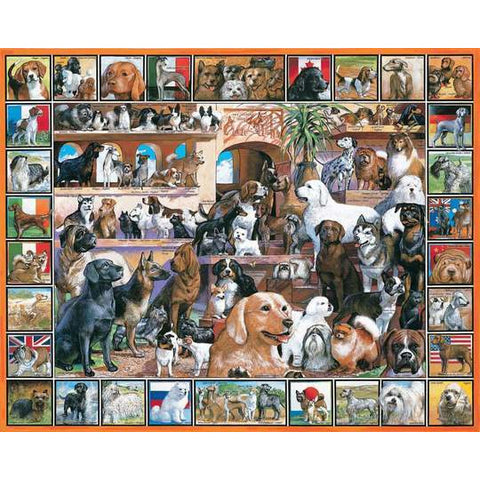 World Of Dogs 1000 Pc