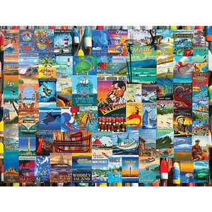 I Love Islands 1000 Pc