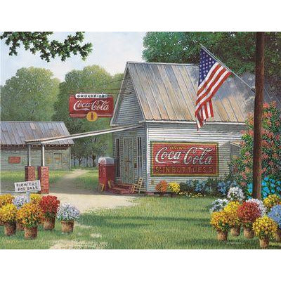 Coca-Cola Country General Store 500 Pc