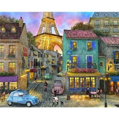 Eiffel Magic 1,000pcs