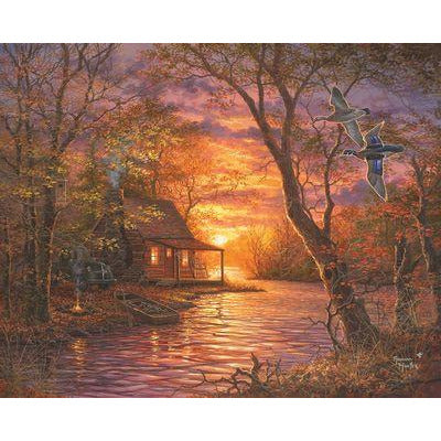 Duck Camp 1000 Pc