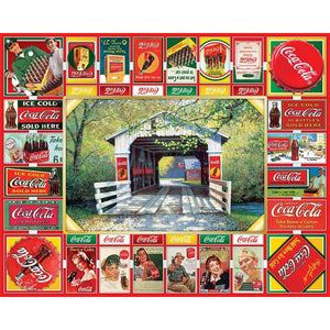 Coca Cola Gameboard 1000 Pc