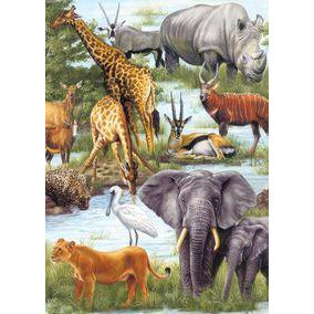 Animal Kingdom 60 Pc
