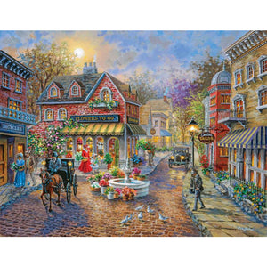 Springbok Cobblestone Village 350 Pc