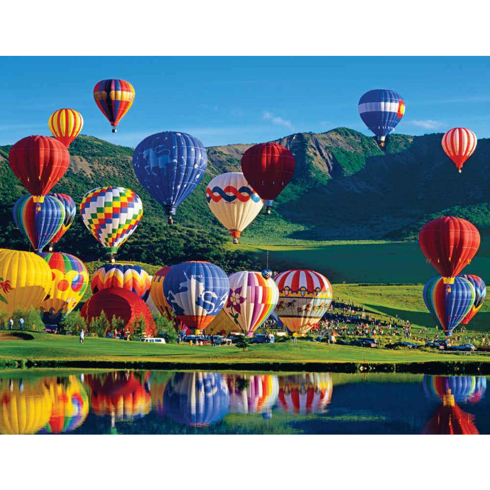 Balloon Bonanza 350 Pc