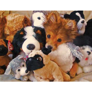 Springbok Playtime Puppies 400 Pc