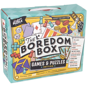 The Indoor Boredom Busting Box