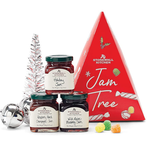 Holiday Jam Tree