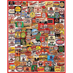Cheers! Beer Labels 1000 Pc